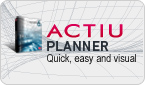 Actiu Planner . Fast, easy and visual
