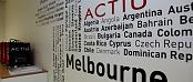 ACTIU LAUNCHES IN THE AUSTRALIAN BUSINESS CAPITAL, MELBOURNE