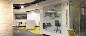 ACTIU OPENS A NEW SHOWROOM IN MEXICO DF WITH ITS DISTRIBUTOR ORGANITEC