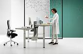 Mobility, the desk program which elevates your health while working