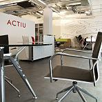The new opening of Actiu London Showroom