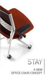 Stay; a new Office Chair concept