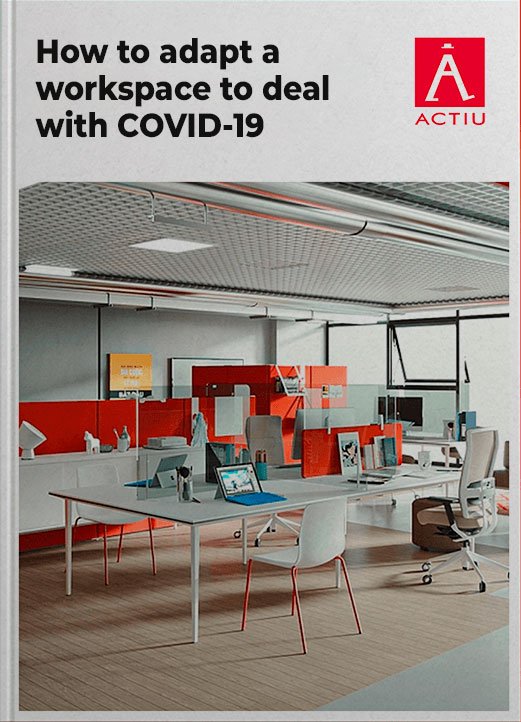 How to adapt a workspace to deal with COVID-19
