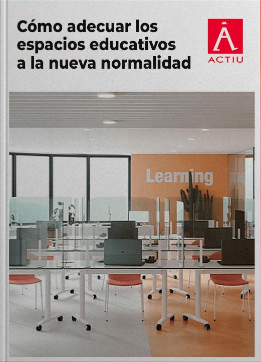 Como adecuar los espacios educativos a la nueva normalidad