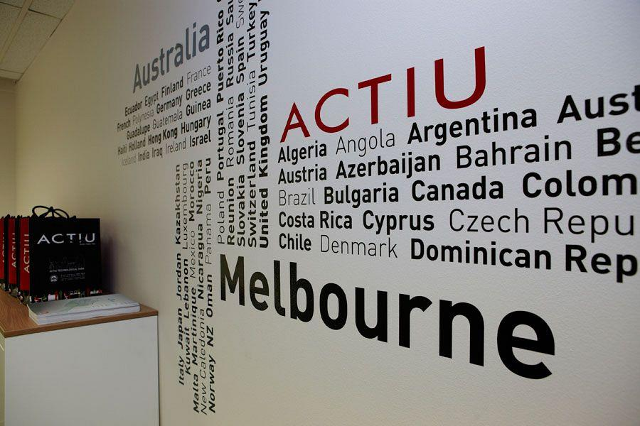 Actiu launches in the Australian Business Capital, Melbourne 1