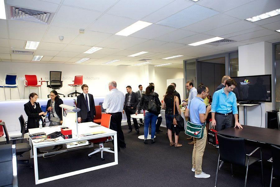 Actiu launches in the Australian Business Capital, Melbourne 6