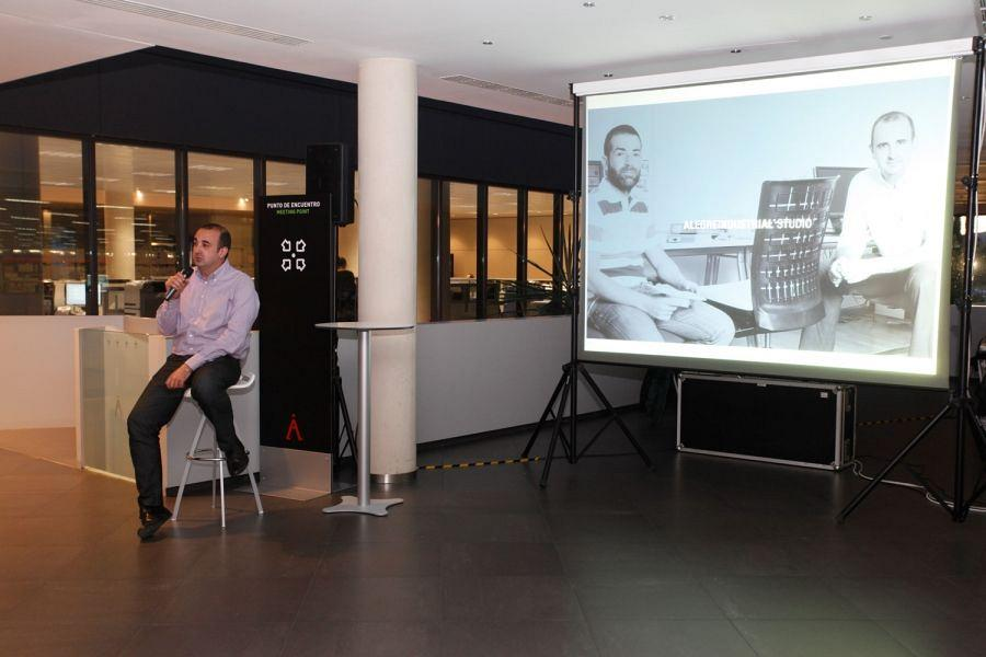 Actiu hosts the FAD 2012 Awards and a vibrant Pecha Kucha 10
