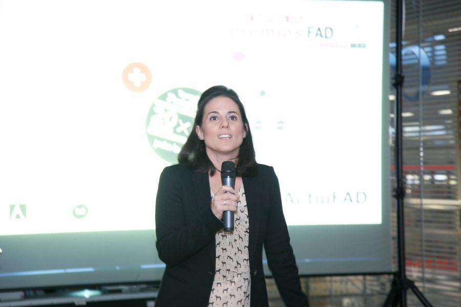 Actiu hosts the FAD 2012 Awards and a vibrant Pecha Kucha 8