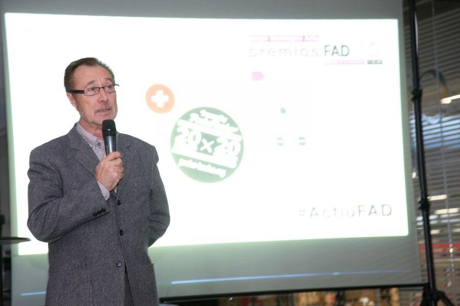 Actiu hosts the FAD 2012 Awards and a vibrant Pecha Kucha 4