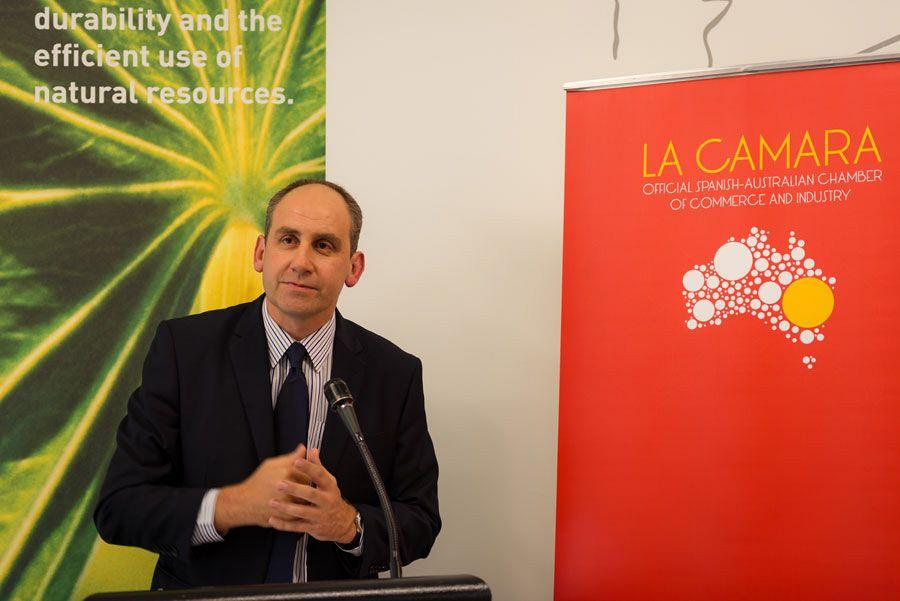 Actiu opens a new showroom in Australia which will be a networking center for European companies 3