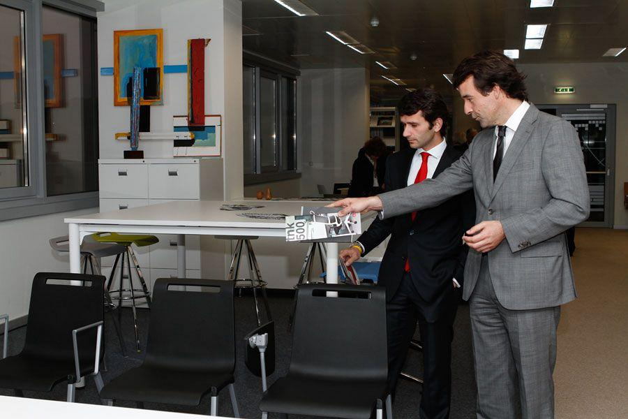 Actiu opens the new Showroom in Lisbon 2
