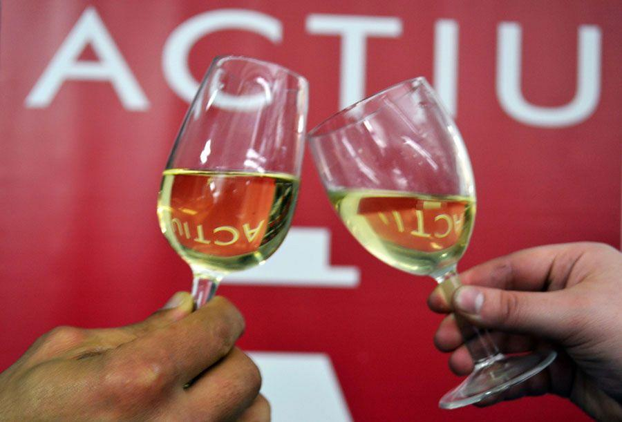 Actiu London Showroom, networking stage of Spanish culture and cuisine 7