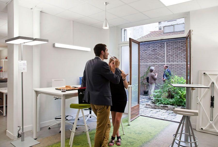 Le Showroom Actiu Paris: Son propre caractère en mobilier de bureau et de contract 2