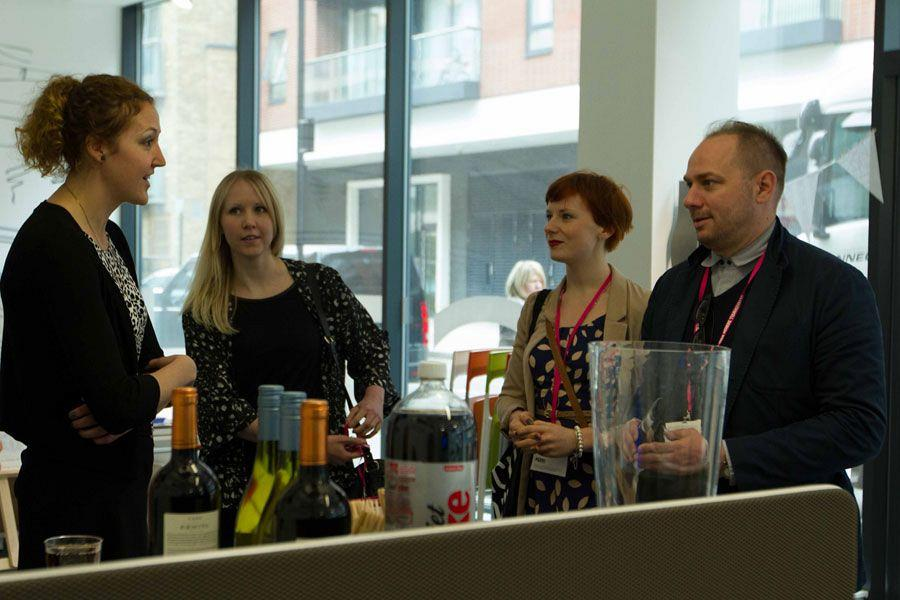 Actiu participates in events, discussions and workshops at Clerkenwell Design Week in London 7