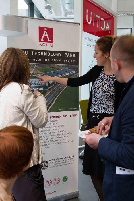 Actiu participates in events, discussions and workshops at Clerkenwell Design Week in London 9