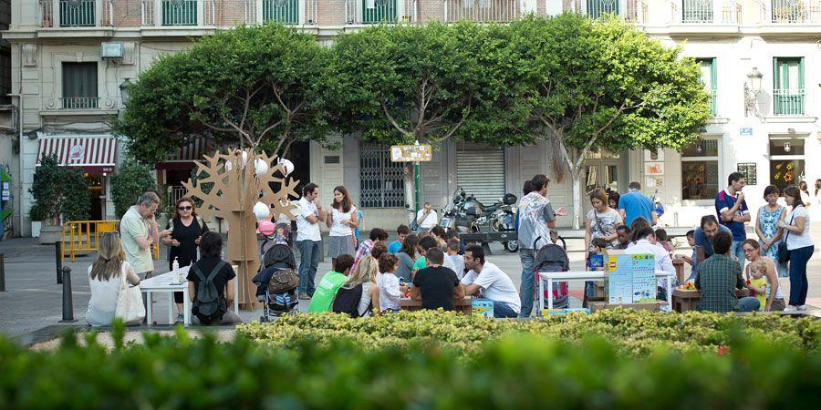 Actiu participates in an active way during Architecture Week 1