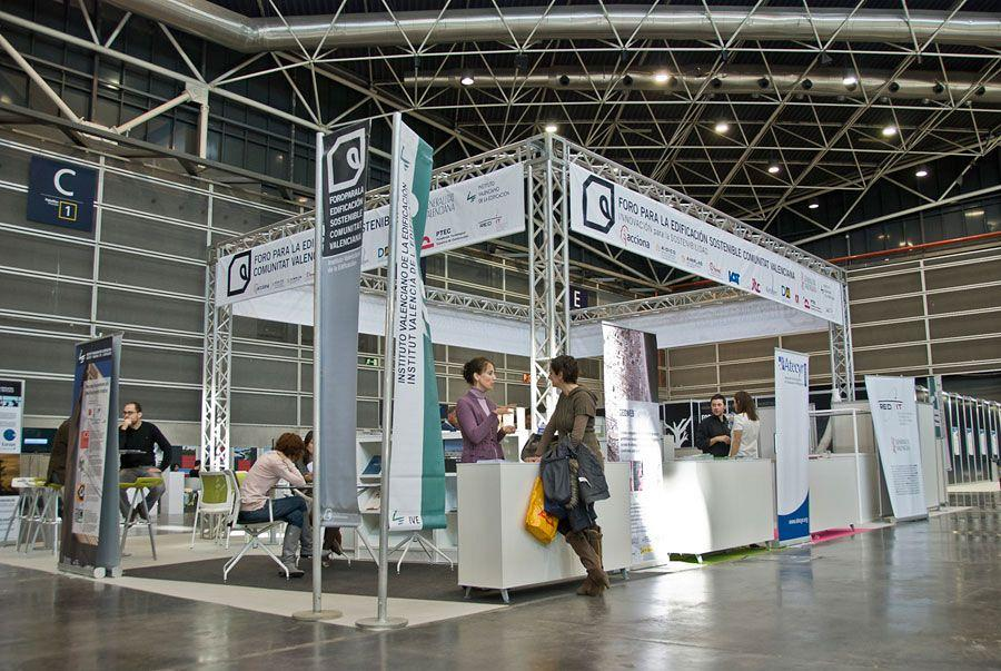 Actiu promotes Ecoconstruction, Rehabilitation and Sustainable town planning at Novabuild 2012 5