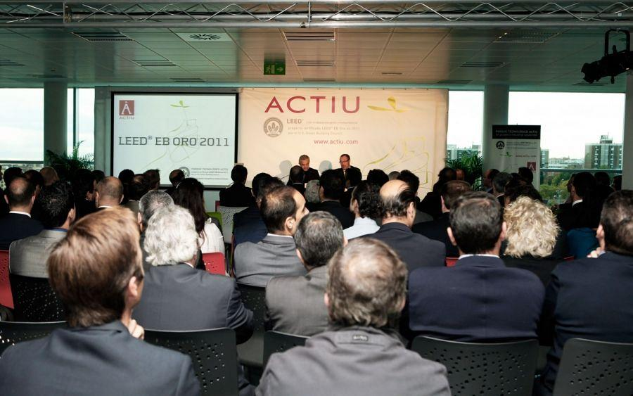 Actiu renown as the most sustainable industry in Europe 6
