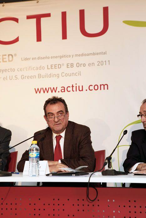 Actiu se suma al Green Building Council España (GBCe) 2
