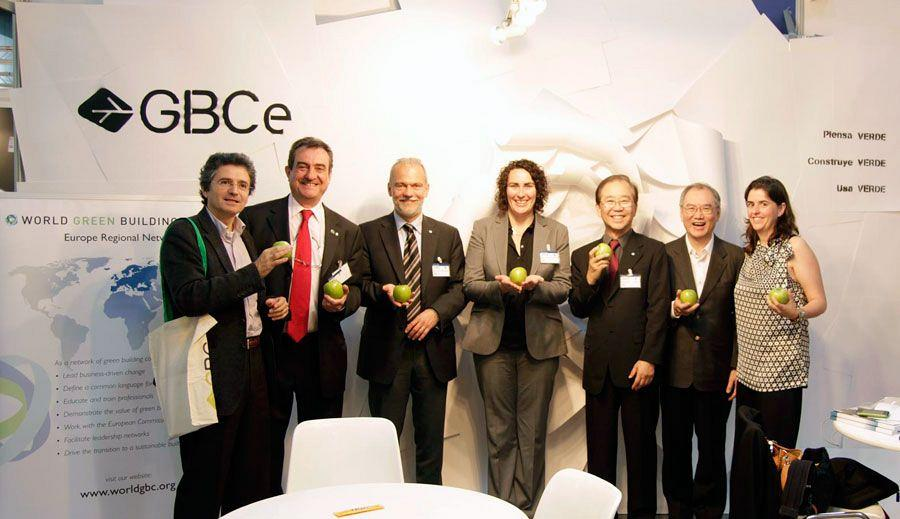 Actiu se suma al Green Building Council España (GBCe) 1