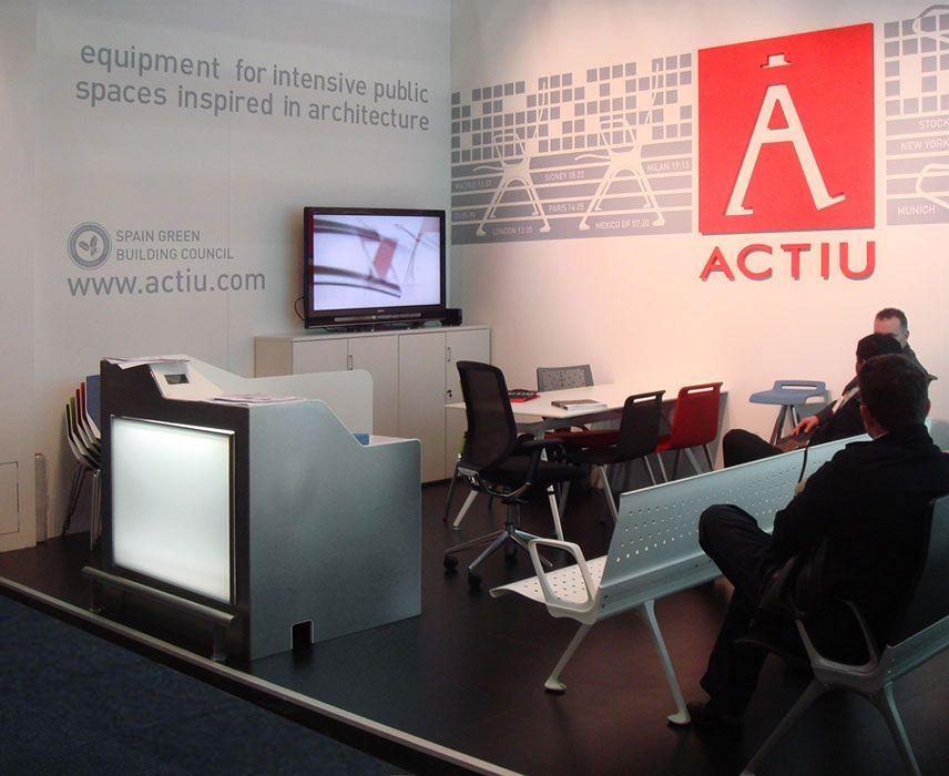 Actiu furniture, new solution for airports 6