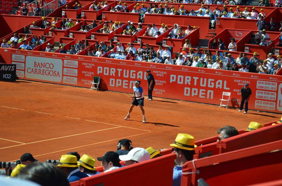 Actiu dresses the Estoril Open Tennis in Portugal 2