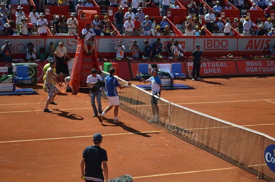 Actiu dresses the Estoril Open Tennis in Portugal 3