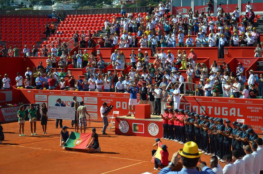 Actiu dresses the Estoril Open Tennis in Portugal 4
