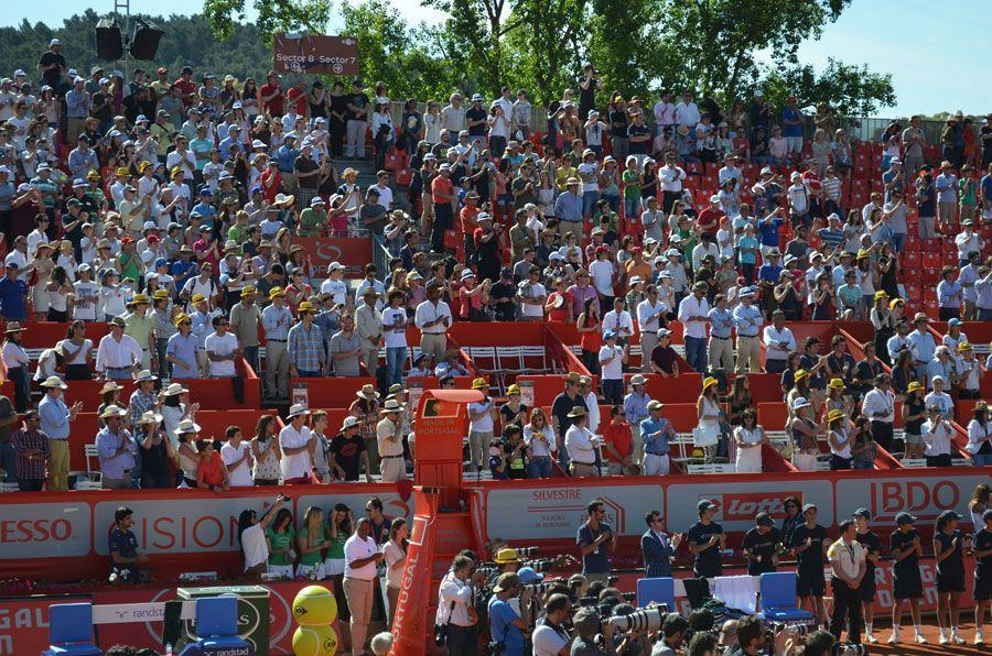 Actiu dresses the Estoril Open Tennis in Portugal 5
