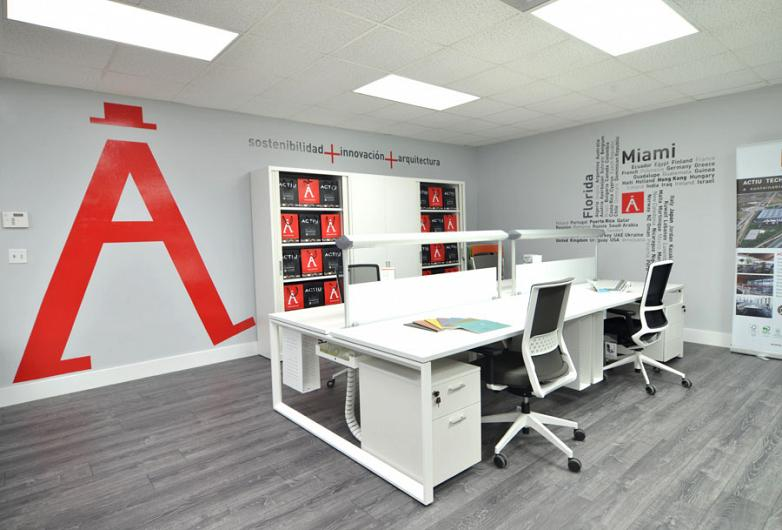 Actiu Expands Its Presence In EEUU Strengthening Its Strategy In Miami Amazing Pictures