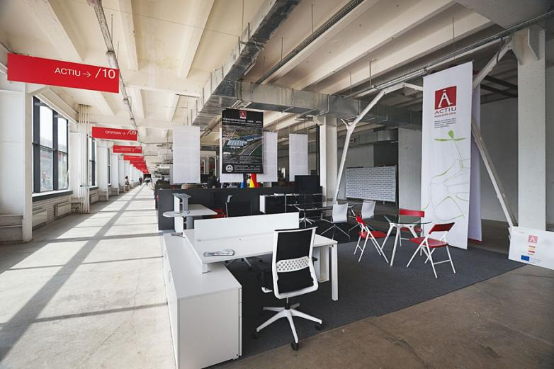 Actiu Begins Its Expansion Into The Russian Market With Its Participation  At OFFICE NEXT Moscow