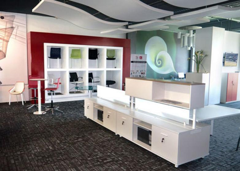 this new space increases the list of showrooms actiu is implementing worldwide such as lisbon madrid london paris morocco dusseldorf the opening of actiu furniture