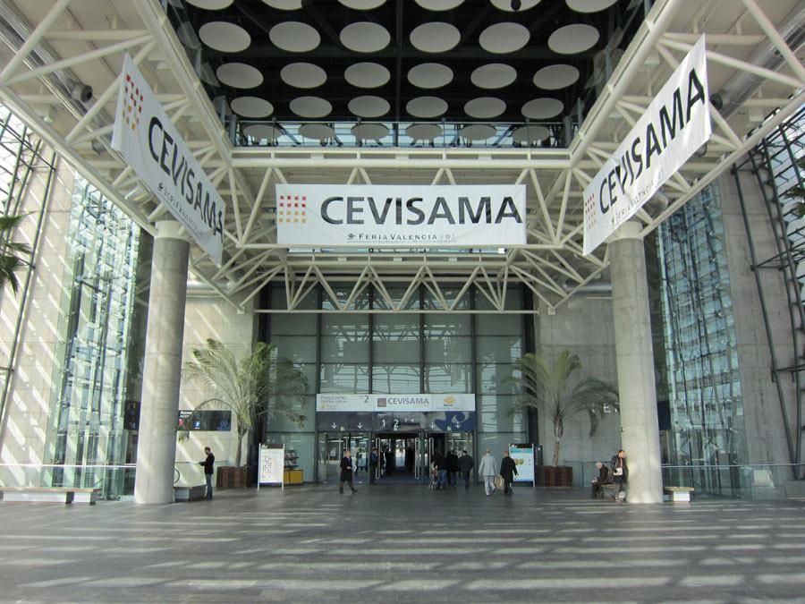 The Official College of Architects and Actiu, together at Cevisama 2012 1