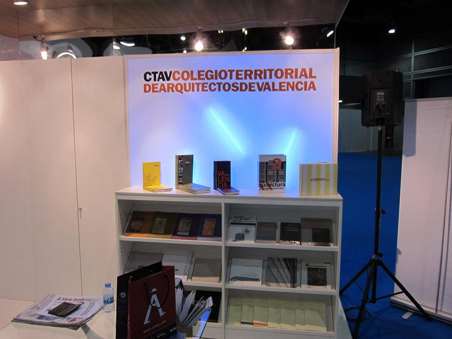 The Official College of Architects and Actiu, together at Cevisama 2012 6