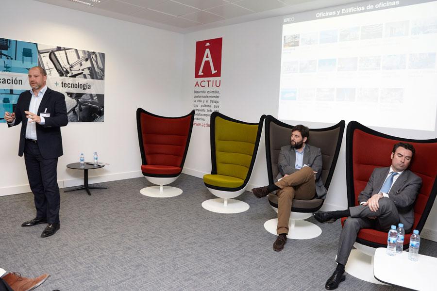el futuro de los espacios de trabajo en