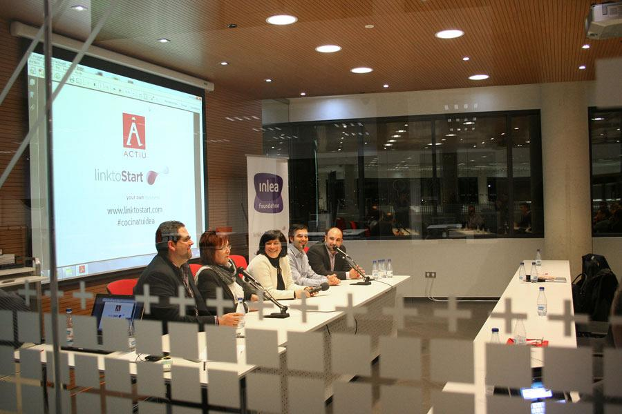 II Edition of Cooking your Idea in Actiu Technological Park 11