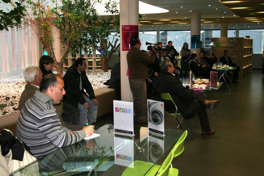 II Edition of Cooking your Idea in Actiu Technological Park 1