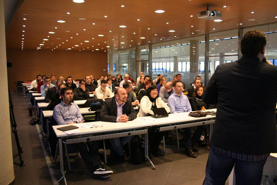 II Edition of Cooking your Idea in Actiu Technological Park 5