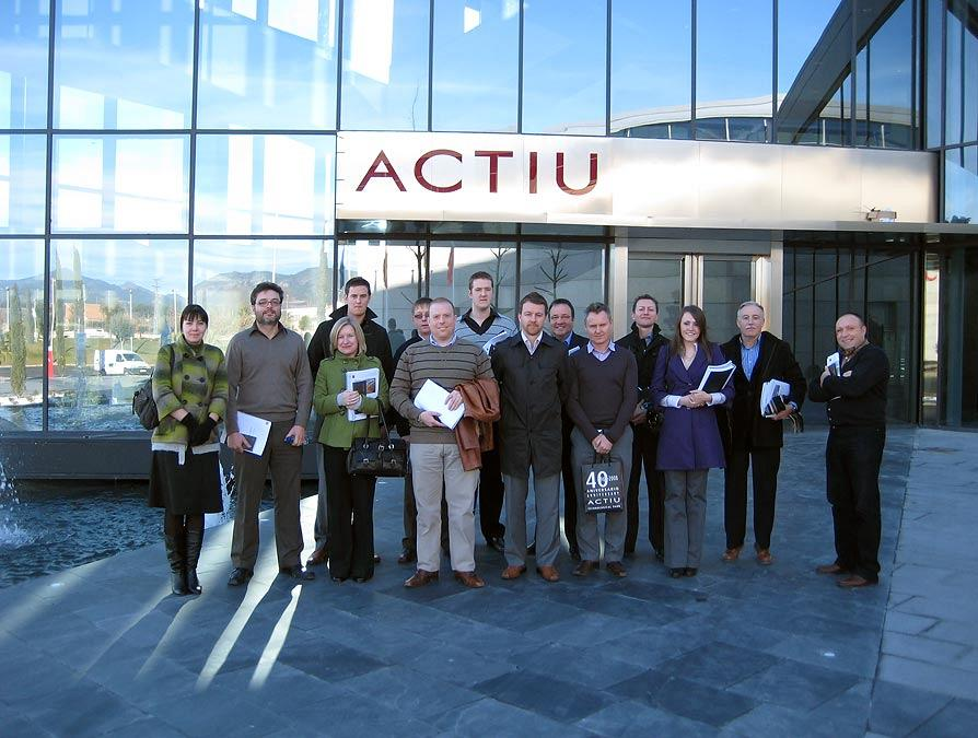 The Technological Park from Actiu begins its activity 10