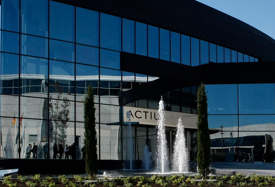 The Technological Park from Actiu begins its activity 6