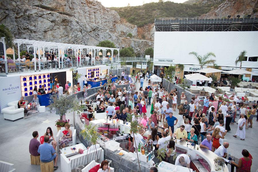 The most avant-garde product accompanies Actiu to the International stars of the Starlite Festival in Marbella 11