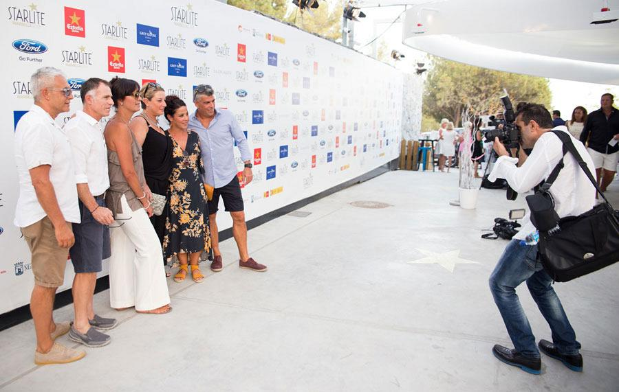 The most avant-garde product accompanies Actiu to the International stars of the Starlite Festival in Marbella 8