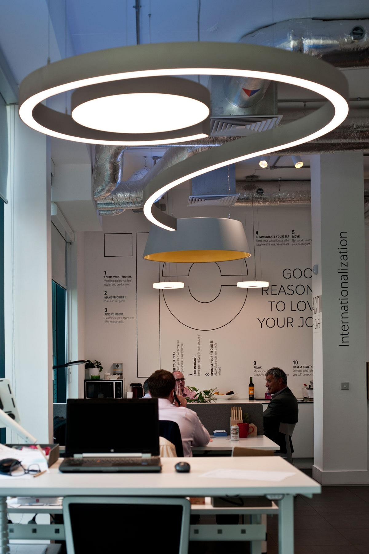 The London showroom triumphs at Clerkenwell Design Week as a studio of solutions for prescribers 4