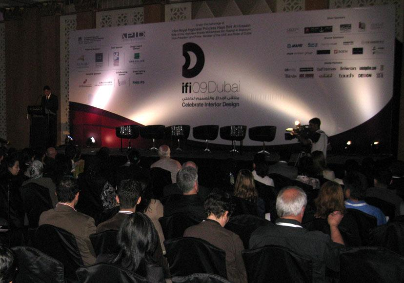 IFI Dubai09 lays the foundations for design capital of the world 2014 6