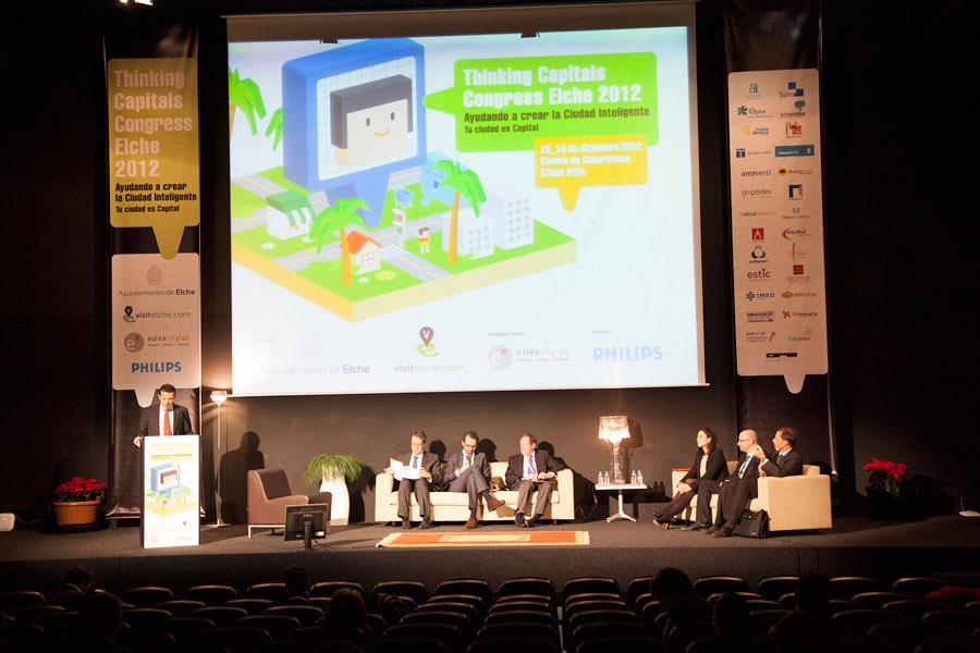 Sustainability and Energy Efficiency accentuates the Capitals Thinking Congress 11
