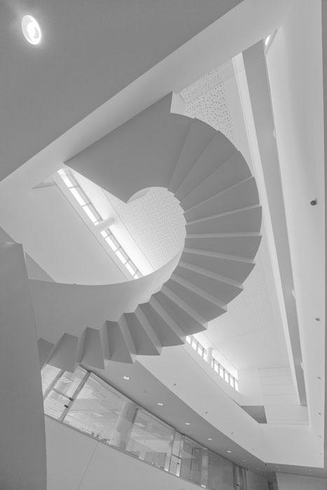 Actiu Technology Park staircases, a differentiating architectural element 5