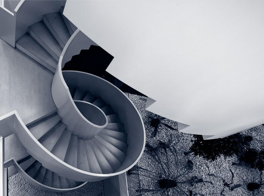 Actiu Technology Park staircases, a differentiating architectural element 8