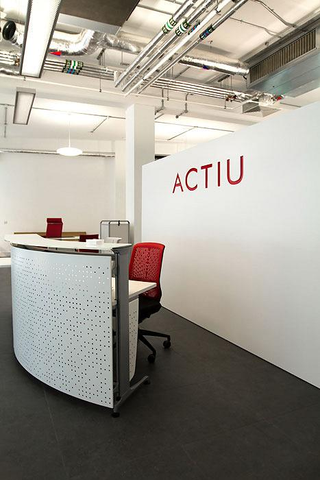 The new opening of Actiu London Showroom 4