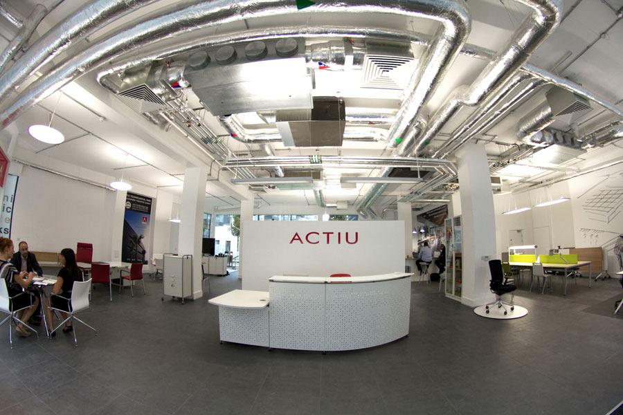 Nueva apertura, Actiu London Showroom 8