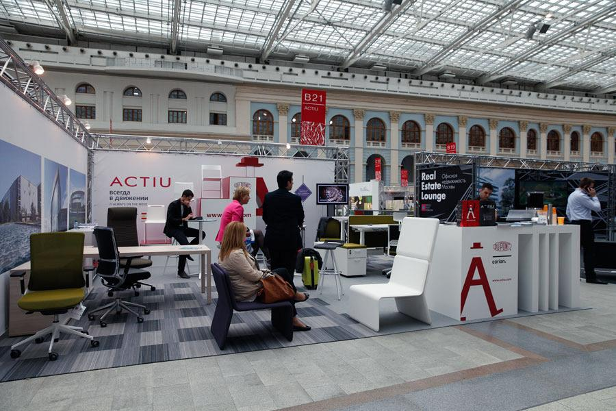 Office Next Moscow is defined as a quality and prestigious trade fair at its fourth edition 2